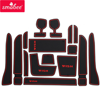 The best supplier in China for car gate slot mat for Toyota Wish