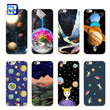 Factory price popular printing painted mobile phone case for iphone 7 bulk buy from china