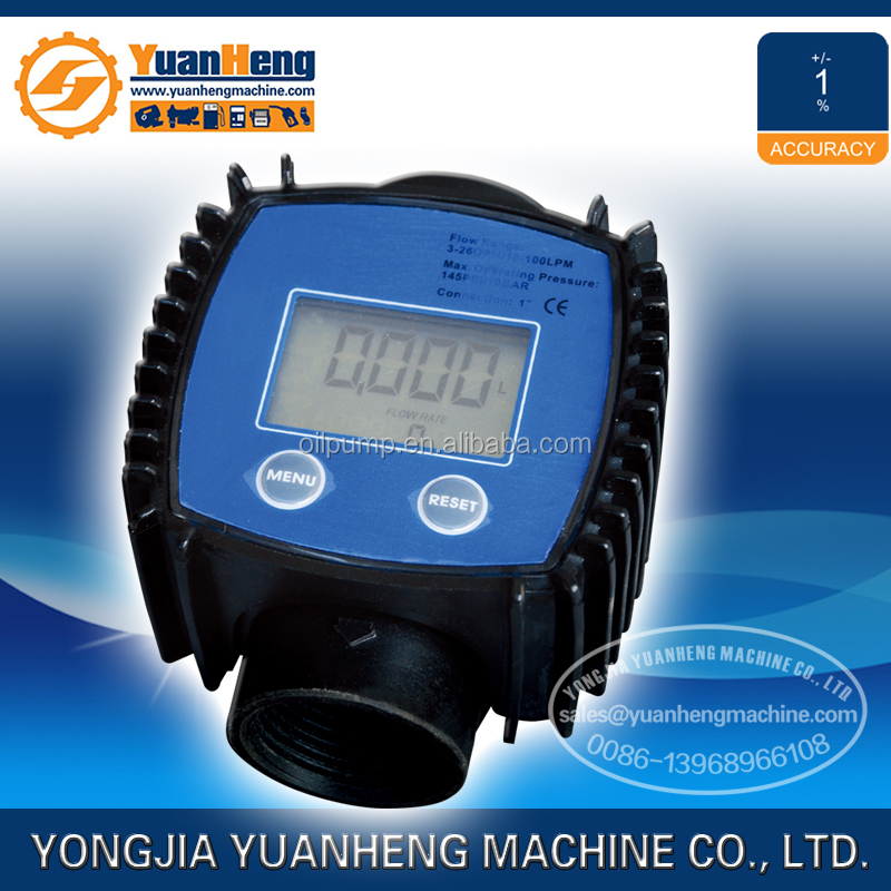 K24 Water Flow Meter (Turbine Meter, Digital Flow Meter, Digital Turbine Flow Meter)