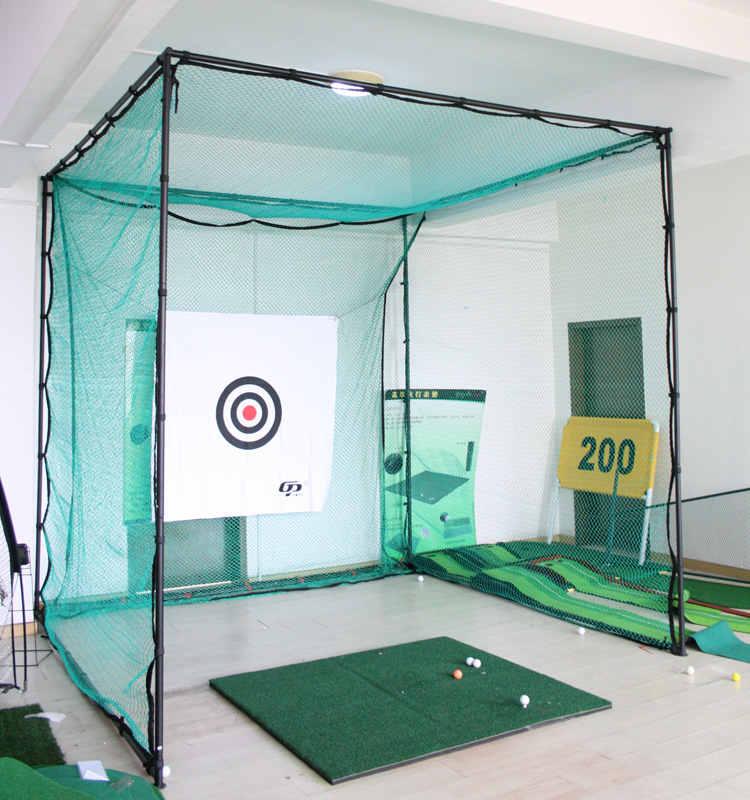 Hot sell Cheap golf practice net and cage/golf chipping nets/golf practice tent