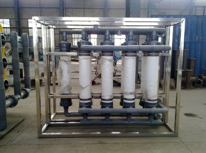 Full automatic Industrial Use Ultra filtration water treatment equipment