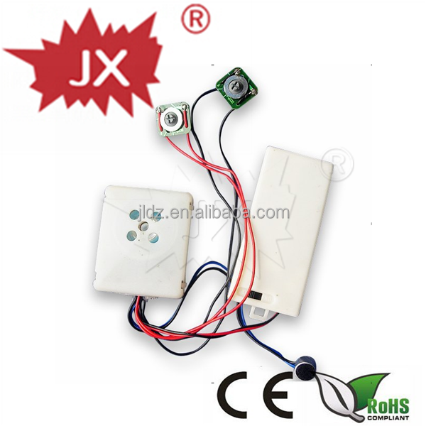 mini IC recordable sound chip for plush toy and doll