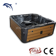 Ponfit spa hot sale product combo massage outdoor hot tubs spa acrylic material massage bathtub spa