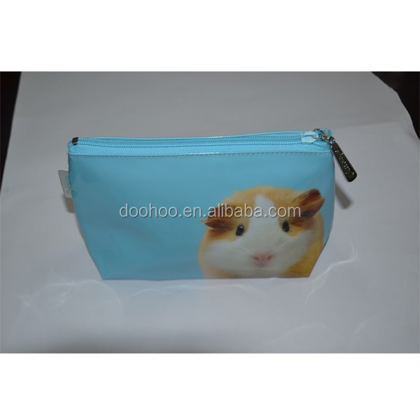Cute Clear PVC Pencil case / Plastic bag of Promotion