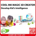 Factory OEM kid gift light curing 3d printer pen 3d doodle pen creator 3d object