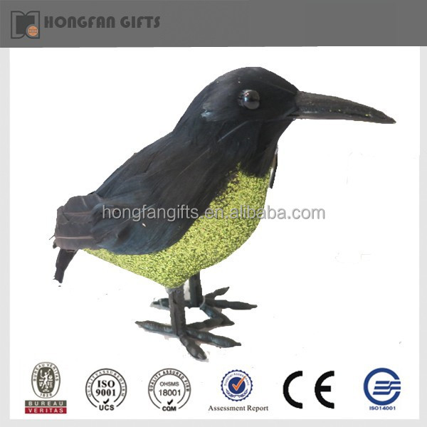 cute pretty plastic garden birds