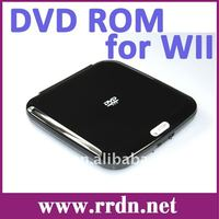 New portable external dvd rom for WII