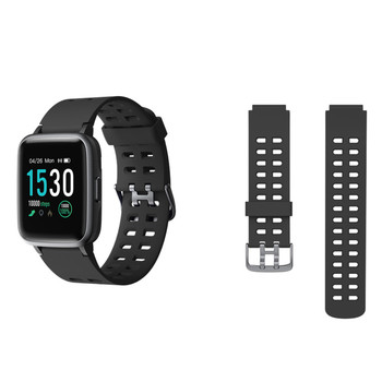 DO sport fitness wrist band smart watch with breathing training mode reloj inteligente