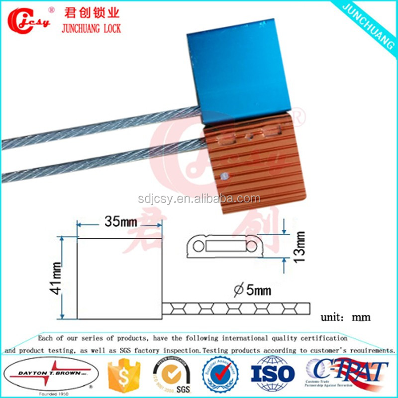 container cable lock tamper cable seals exporter