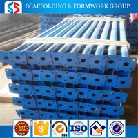 Tianjin SS Group Factory Of Steel Structure Building Material Adjustable Scaffolding Shoring Prop