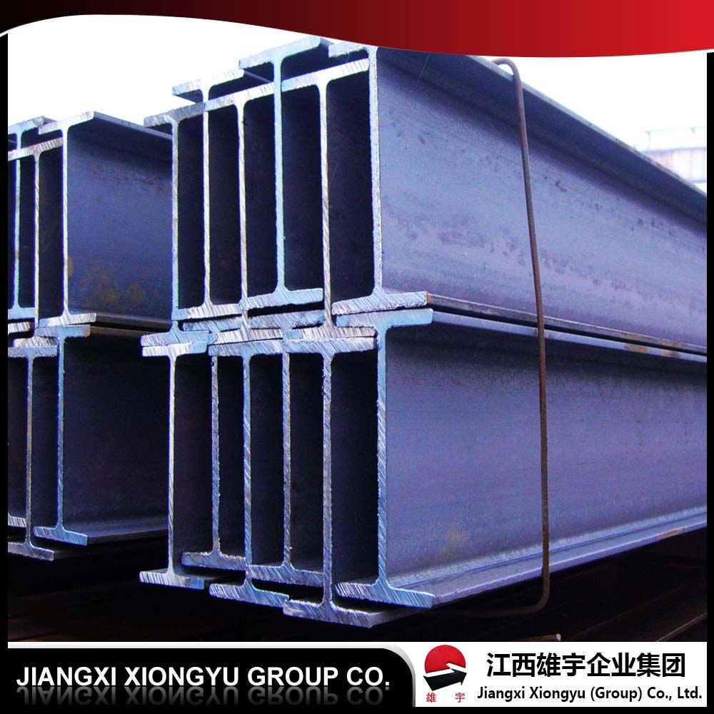 Light steel structure steel h beams for sale welded h section steel structure building