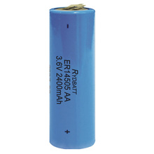 Top Quality Guarantee er14505h 3.6v lithium battery aa er14505 2400mah /er34615m lithium battery