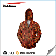 Mens fashion high quality long thick winter hoodies & sweatshirts