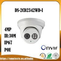 DS-2CD2342WD-I 4MP Ir 30M Full HD1080p Vehicle Onvif cctv Hikvision IP Camera