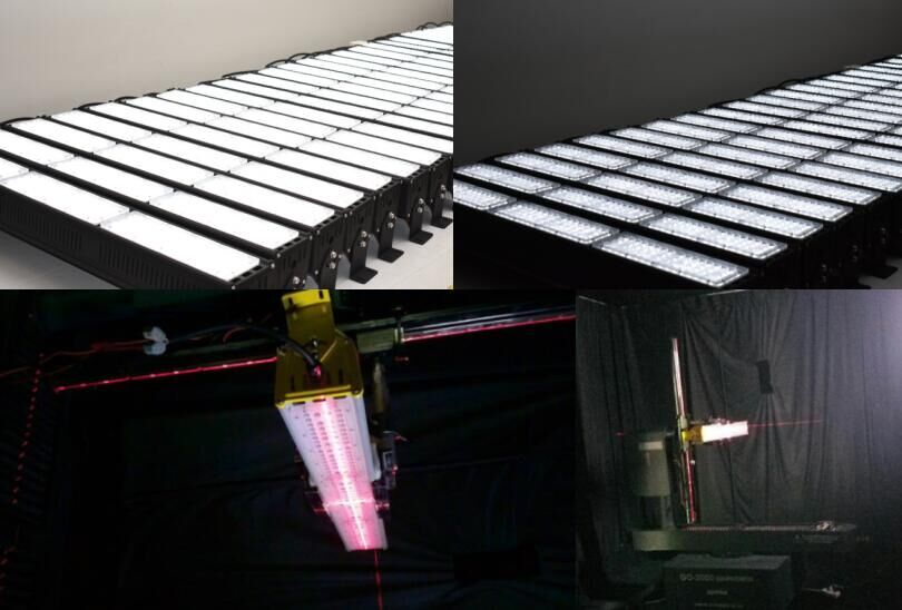 High power led linear light rgb high bay  150W  outdoor led lights wall washer for Building lighting