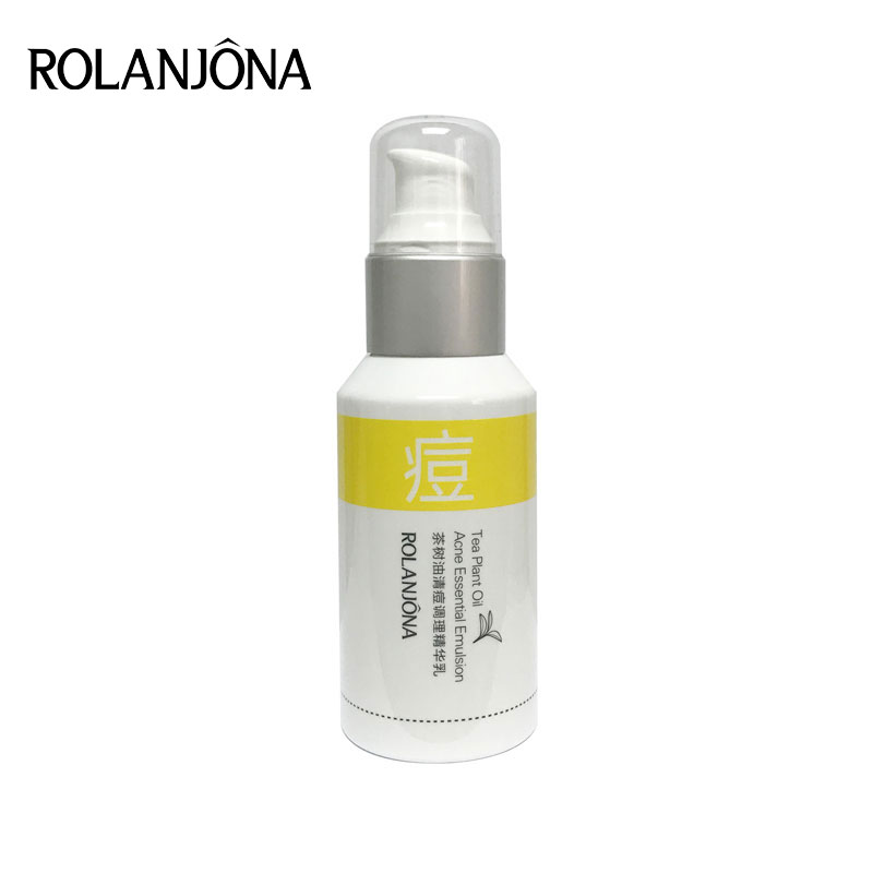 Rolanjona Tea Plant Oil Acne Essential Emulsion for sensitive skin