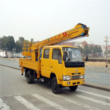160kg capacity Truck Mounted Articulated Boom Lift
