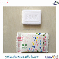 2016 new design cheap fragrant pure herbal papaya soap
