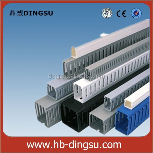 16X16mm size dignity pvc electronic trunking