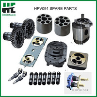 China Hot sale HPV091 hydraulic repair parts for Hitachi excavator pump and motor