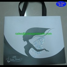 Gigh quality Cheapest China guangzhou advertising paper bag