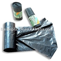pe plastic trash bag