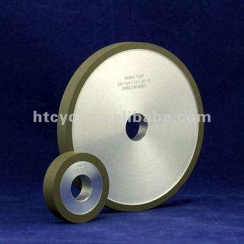 1A1 Resin bonded diamond and CBN grinding wheels