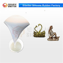 Prices Liquid RTV2 Moulding Silicone for Bronze Casting