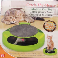 As Seen On Tv Catch The Mouse Motion Cat Toy interesting interactive pet toy Motion-activated cat toys