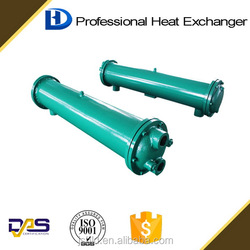 stainless steel coil fin shell tube heat exchanger price