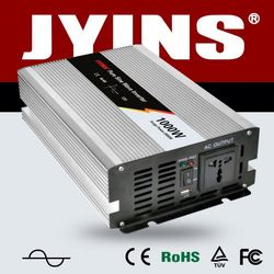 electric motor inverter12v 220v 1000w 1kw dc to ac inverter made in china