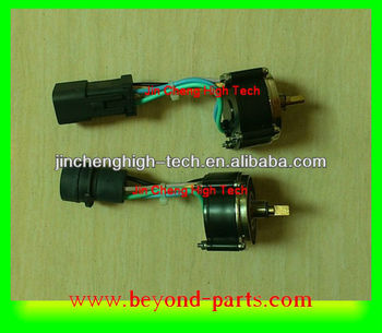 E312/320b/c/d rotary knob potentiometer for excavator throttle motor