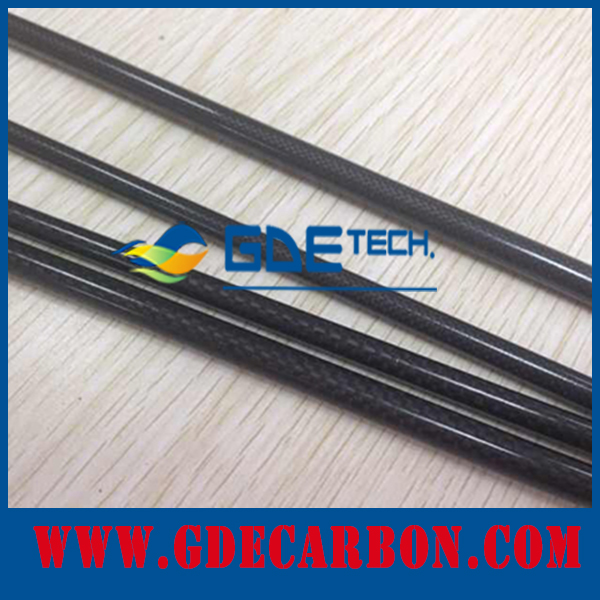 High Quality Electronics Large Diameter Carbon Fiber Tube, carbon fiber telescopic tube,carbon fiber bike frames tube