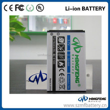 CE, RoHS, FCC Certificated Battery BL-4C For Nokia 1202/1203/1265/1325