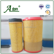 Truck Diesel Engine Parts Air Filter AF26569 AF26570 with high quality filter paper