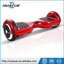 2015 Christmas High Quality Outdoor Sports 6.5 inch 2 Wheels Smart Balance Scooter