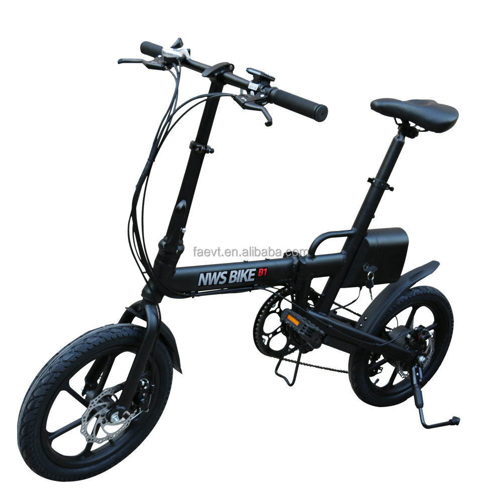 2017 e folding bike electric