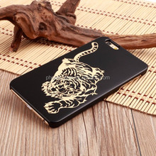 For Apple Compatible Brand, wood case with cloth wallet for iphone6,phone cover