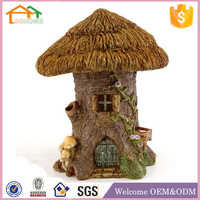 Factory Custom made best home decoration gift resin polyresin artificial tree stumps