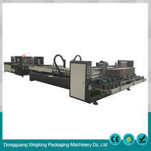 China OEM manufacture flexo printing folder gluer