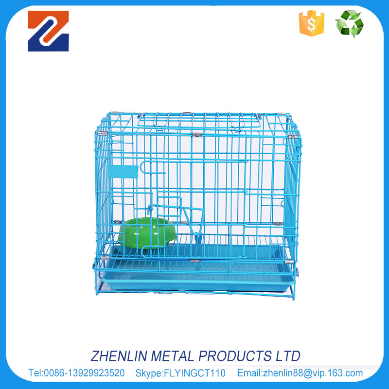 Best selling square tube iron dog cage with good price
