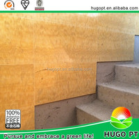 Non combustibility restaurant interior wall paneling easy clean