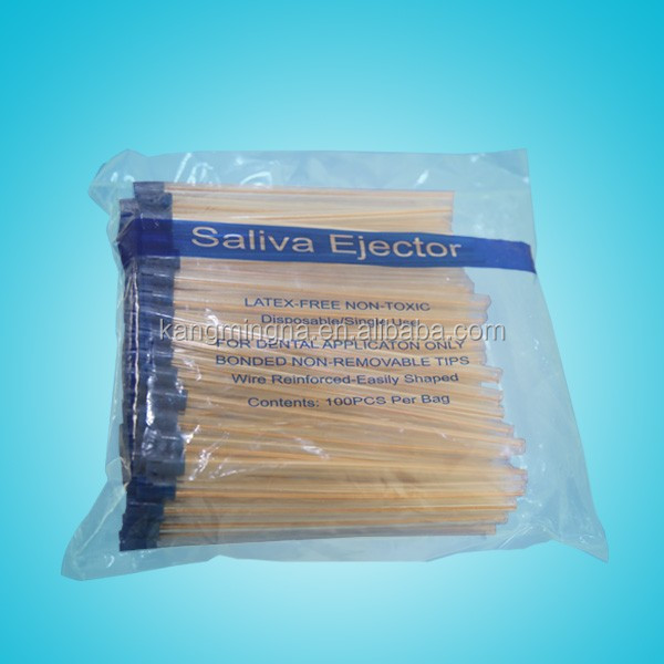 medical soft saliva ejector