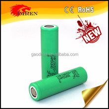 in stock 18650 original battery Samsung INR 18650-25R 2500mAh lifepo4 batteries samsung 25r