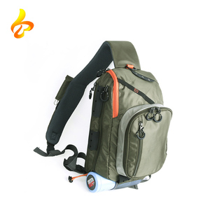 57f5eb583961 China Wholesale Muti-Purpose Sports Shoulder Bag Fishing Tackle Bag  Crossbody Messenger Sling Bags
