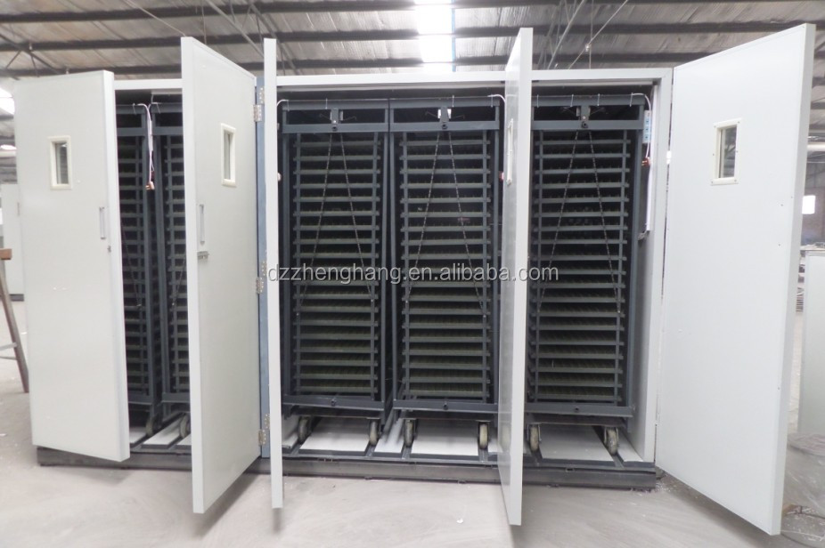 30000 chicken egg hatcher machine/ industrial poultry incubator for sale