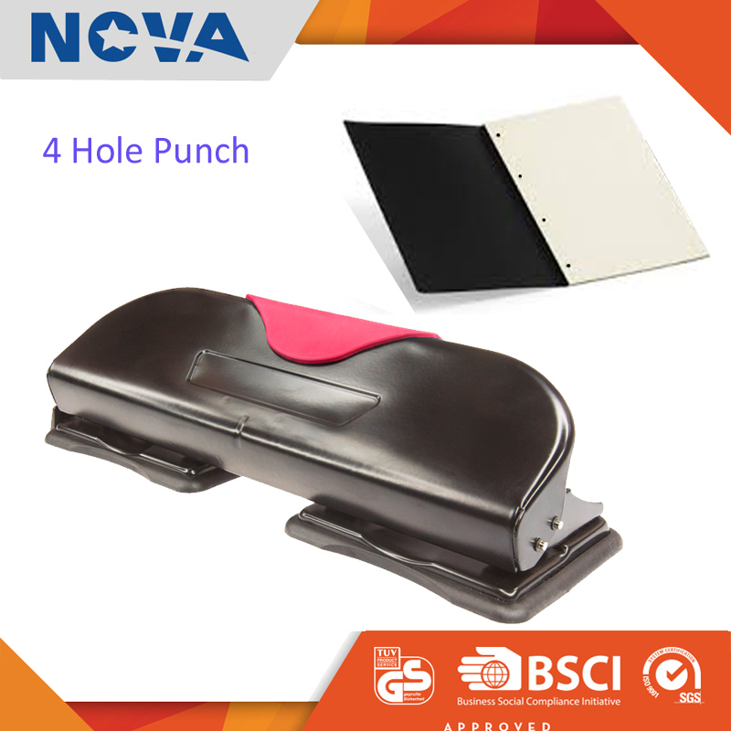 Fixed metal 4 hole puncher