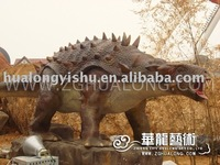 Entertainment Imitate Enclosures Dinosaur for Playground