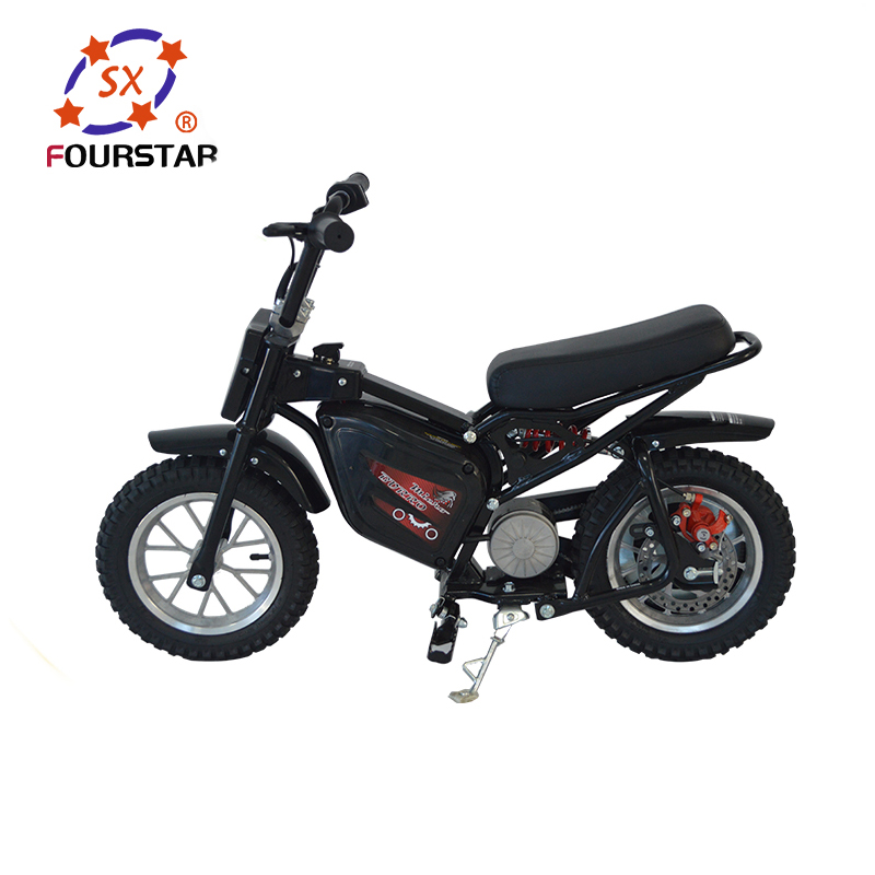 mini motor bike 250w off road electric scooter for child