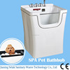 small dog grooming Hot Sale dog bathtubs with many kinds of color
